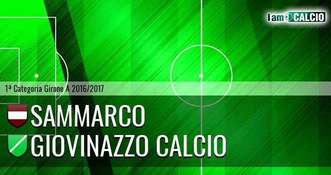 Sammarco - Giovinazzo Calcio