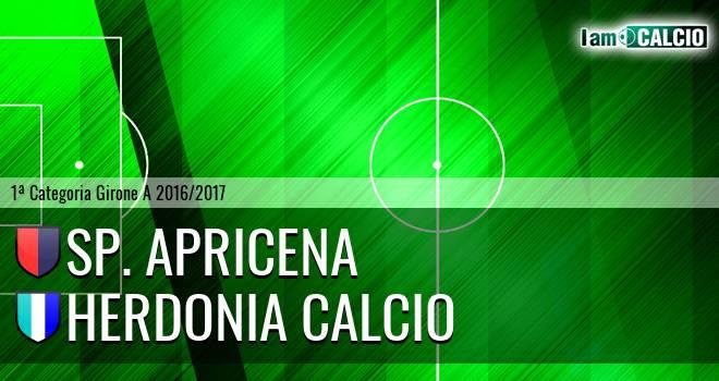 Sporting Apricena - Herdonia Calcio