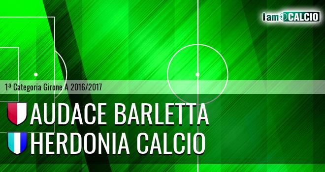 Audace Barletta - Herdonia Calcio
