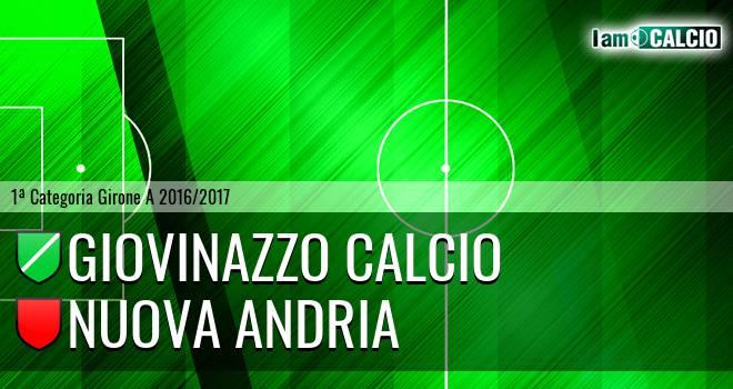 Giovinazzo Calcio - Nuova Andria