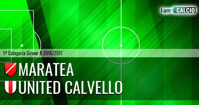 Maratea - United Calvello