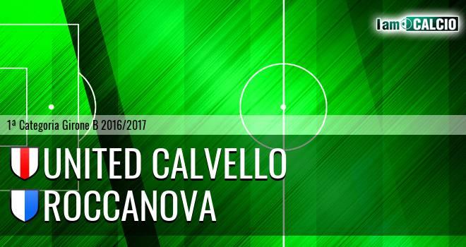 United Calvello - Roccanova