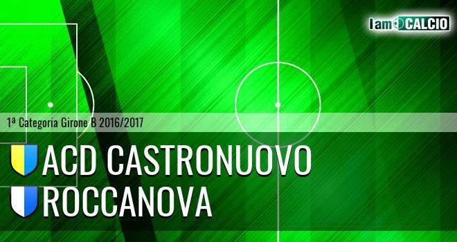 ACD Castronuovo - Roccanova