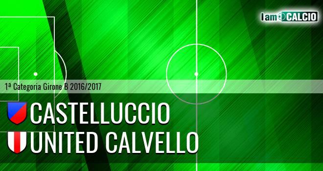 Castelluccio - United Calvello