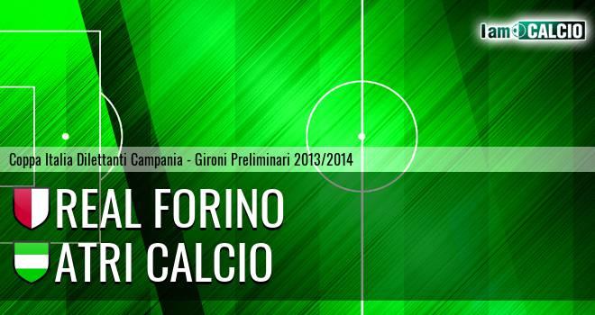Real Forino - Atri Calcio