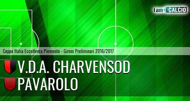 V.D.A. Charvensod - Pavarolo