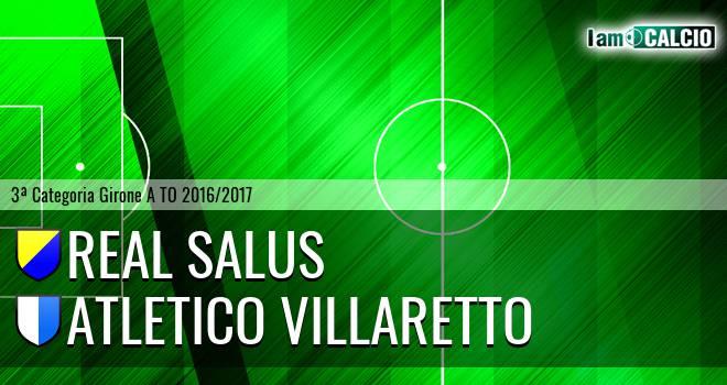 Real Salus - Atletico Villaretto