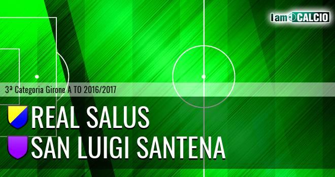 Real Salus - San Luigi Santena