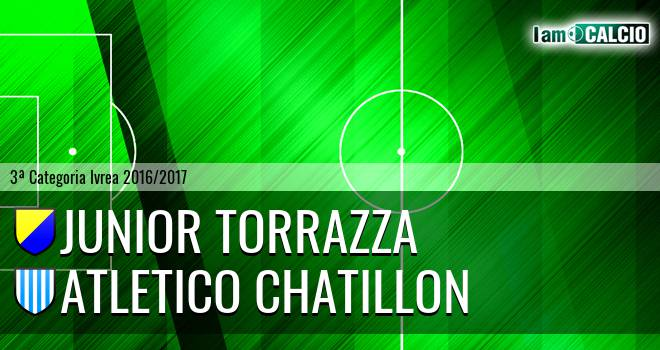 Junior Torrazza - Atletico Chatillon