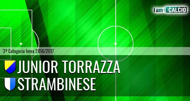 Junior Torrazza - Strambinese