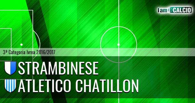 Strambinese - Atletico Chatillon