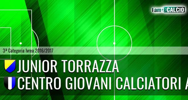Junior Torrazza - Centro Giovani Calciatori Aosta