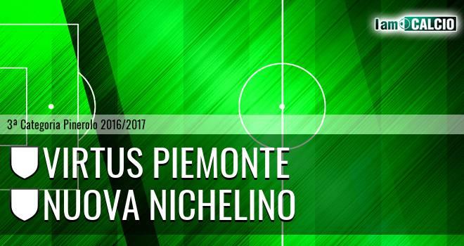 Virtus Piemonte - Nuova Nichelino