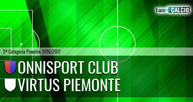 Onnisport Club - Virtus Piemonte