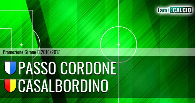 Passo Cordone - Casalbordino