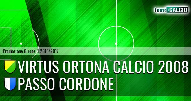 Turris Calcio Val Pescara - Passo Cordone