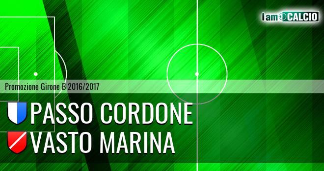 Passo Cordone - Bacigalupo Vasto Marina