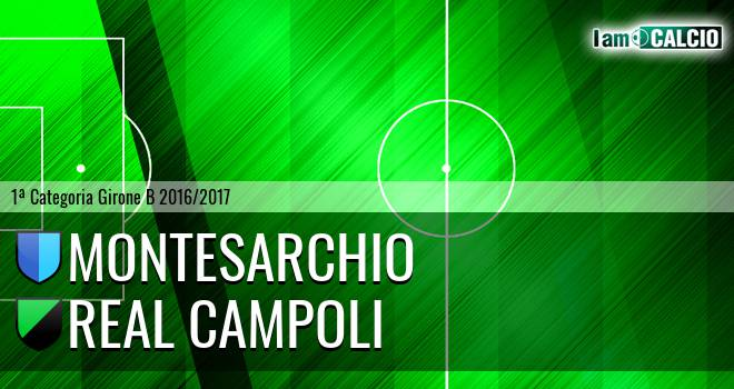 Montesarchio - Real Campoli