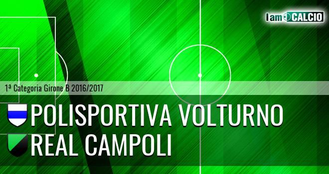 Polisportiva Volturno - Real Campoli