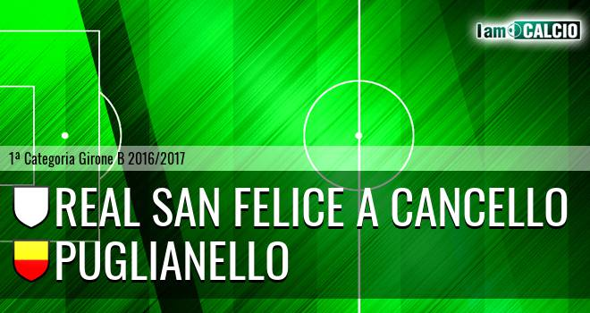 Real San Felice a Cancello - Real Puglianello