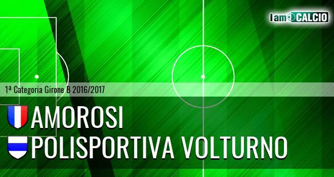 Amorosi - Polisportiva Volturno