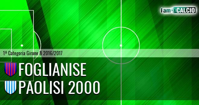 Foglianise - Paolisi 2000