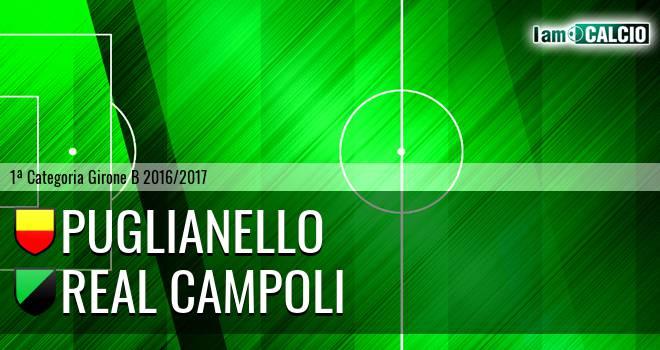 Real Puglianello - Real Campoli