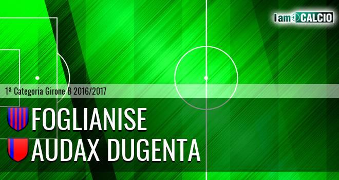Foglianise - Audax Dugenta