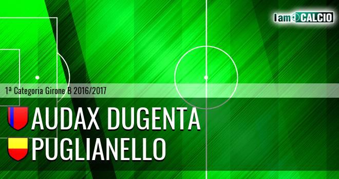 Audax Dugenta - Real Puglianello