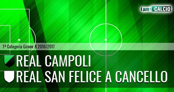 Real Campoli - Real San Felice a Cancello