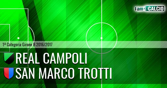 Real Campoli - San Marco Trotti