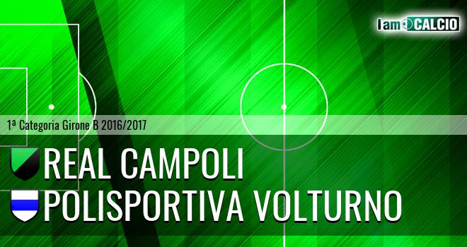 Real Campoli - Polisportiva Volturno