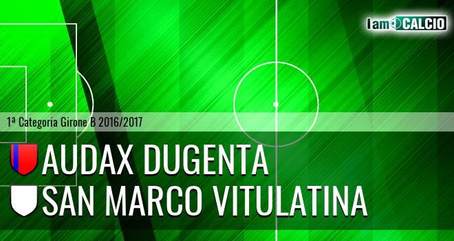 Audax Dugenta - Dea Diana Cervino