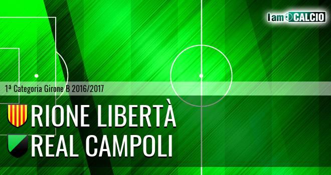 Rione Libertà - Real Campoli