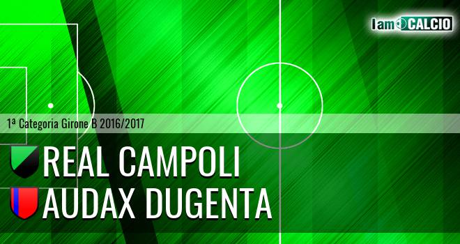 Real Campoli - Audax Dugenta