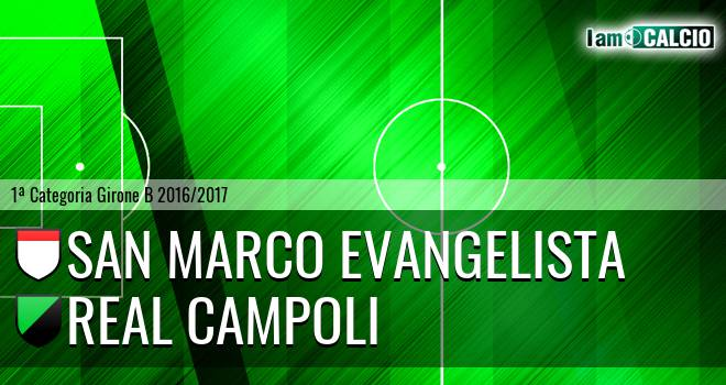 San Marco Evangelista - Real Campoli