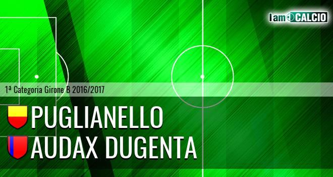 Real Puglianello - Audax Dugenta