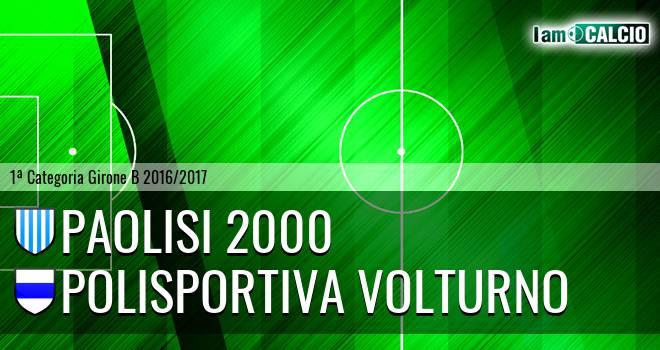 Paolisi 2000 - Polisportiva Volturno