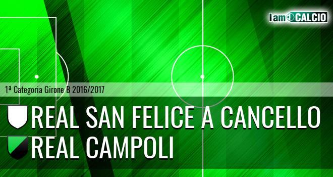 Real San Felice a Cancello - Real Campoli