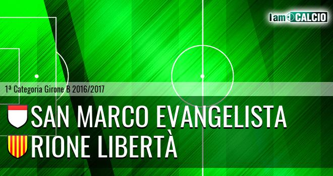 San Marco Evangelista - Rione Libertà