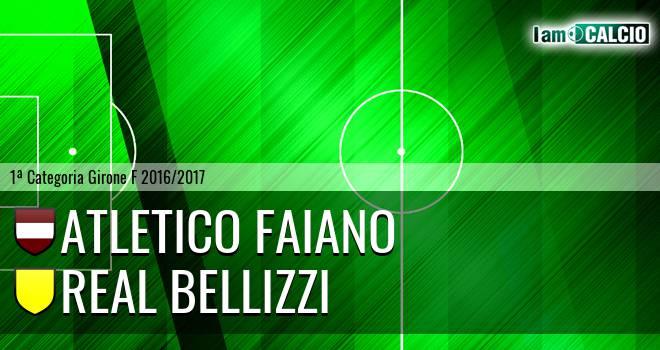 Atletico Faiano - Real Bellizzi