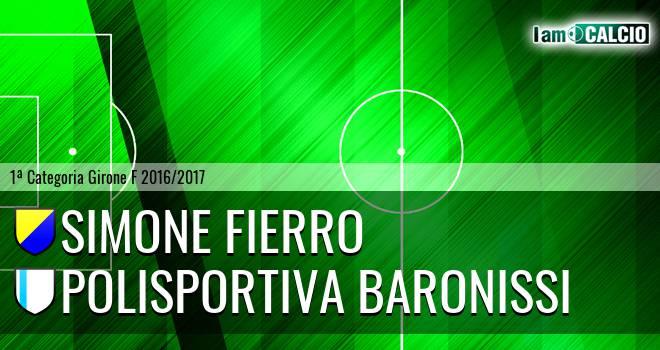 Simone Fierro - Polisportiva Baronissi