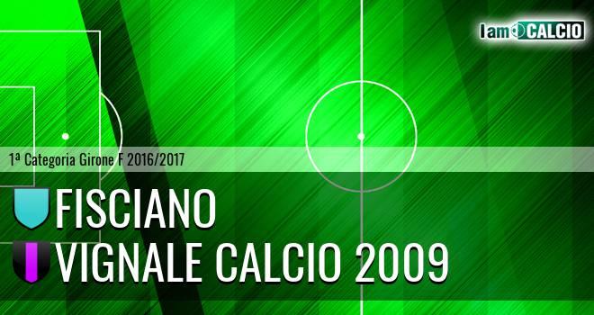 Fisciano - Vignale Calcio 2009