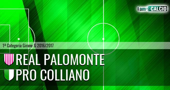 Polisportiva Real Palomonte - Pro Colliano