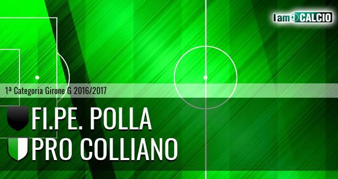 FI.PE. Polla - Pro Colliano