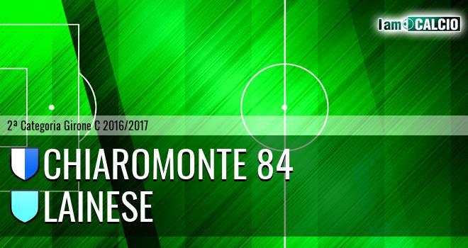 Chiaromonte 84 - Lainese