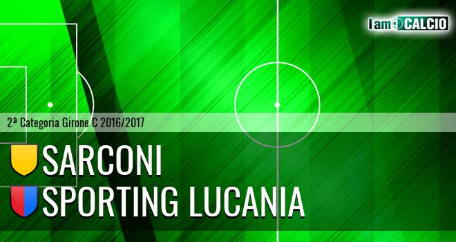Sarconi - Sporting Lucania