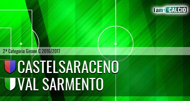 Castelsaraceno - Val Sarmento
