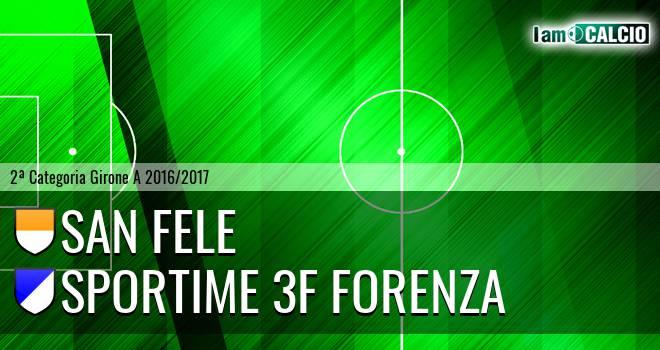 San Fele - Forenza