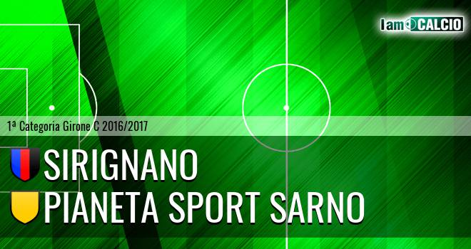 Sirignano - Pianeta Sport Sarno